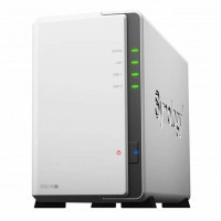Synology DS218j 2-Bay DiskStation NAS Server External Storage 218j