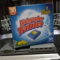 Dishwasher Detergent (sabun mesin cuci piring)