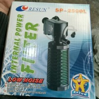 aquarium internal filter resun sp 2500 L ori