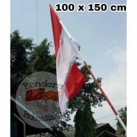 Bendera Merah Putih (100 x 150 cm) - Indonesia