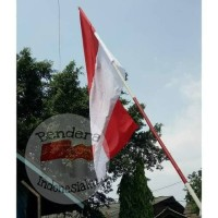 Bendera Merah Putih (Bendera Pusaka 120x180 cm)