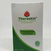 THERASKIN TRANSPARANT LACTIC SOAP