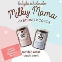 Pelancar asi cookies milky mamabear / mama bear biskuit asi booster