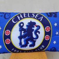 Balmut Chelsea - Bantal Selimut - Balmut Bola