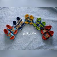 Sepatu sendal gunung karet anak  sepatu sendal gunung dulux 183