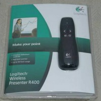 Logitech Wireless Presenter R400 ORIGINAL