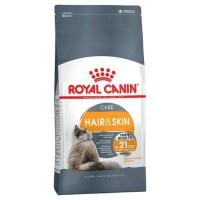 Royal Canin Hair & Skin Cat 400gr /Royal Canin Bulu Buat Kucing