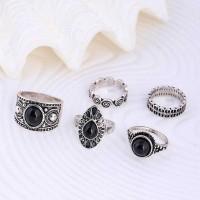 Cincin Midi Ring Turkish Vintage 5 Set