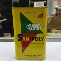 Sanpoly 500ml 500 ml pengkilap mobil tv kulkas dll