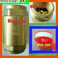 Harga an1204 tusen klep 1 inc york mata jet pump pompa air shimizu pc | Pembandingharga.com