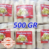 Singkong Susu KASPO 500gr Praktis Tinggal Goreng Enak Grosir Kuliner