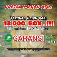 Durian Kupas Super , Durian Medan [ Termurah Di Kota Bekasi ]