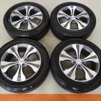 Velg Oem / Original Mobil Honda CRV Prestige Ring 18 + Ban Dunlop