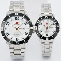 Jam Tangan Couple Swiss Army Semi Premium H4521