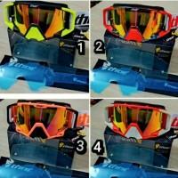 Google motocross goole Thor google 2 lensa