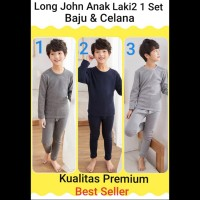 Long John Anak / Pakaian Musim Dingin Anak