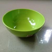 """Mangkok Kaki 5"""" Hijau Stabilo Melamine - Golden Dragon W0705"""