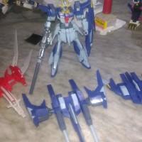 Paket HG Lightning + lightning back weapon system Mark 1 2 3