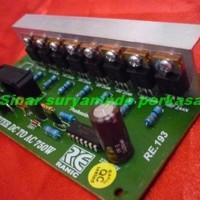 Paling Murah Inverter Dc To Ac 750W 811, Rangkaian