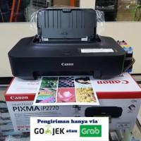 Berkualitas Printer Canon Ip2770 + Infus Best Seller