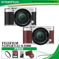 FUJIFILM X-A3 + LENSA 16-50MM / FUJIFILM XA3 / FUJI XA 3 / CAMERA XA3