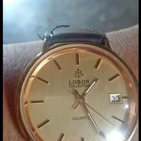 jam tangan pria lobor otomatis tahan air