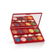 Fanbo Rich Colour Eyeshadow Citra Pelangi