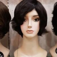 HUMAN HAIR BLACK NATURAL