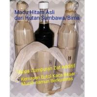 Harga madu hitam asli murni sumbawa tanpa campuran 100 | Pembandingharga.com