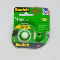 """Tape - Scotch - cat 104 Magic Tape 1/2 x 450"""""""