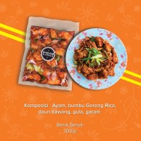 Ayam Goreng Rica by Miens Catering