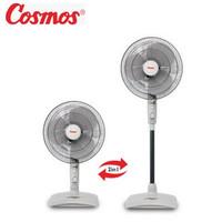 Cosmos Stand Fan Kipas Berdiri 16 inch 2in1 16SN 16-SN
