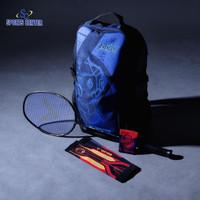 Victor Limited Edition Avengers / Avenger Raket Badminton Full Set