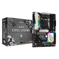 ASRock B450 Steel Legend (AM4, AMD Promontory B450, DDR4, USB3.1)