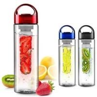 Botol Tempat Air Minum Infus Buah Tritan Water Bottle BPA Free