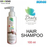 Beauty Barn Kids Hair Shampoo 100ml Sampo Anak Alami