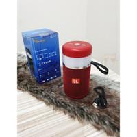 Speaker Bluetooth JL-17 / Speaker portable wireless usb sound + lampu