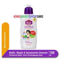 Sleek Baby Bottle, Nipple & Accessories Cleanser - Bottle 150ml