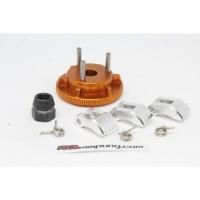 SH Fly wheel Clutch Shoe Spring Center Nut Set for RC Nitro