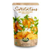 Sweetatoes Honey Sweet Potato Crisps 50g