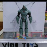 mainan action figure cyborg justice league bukan superman batman wonde