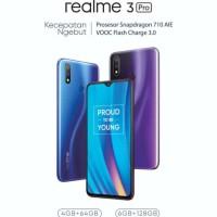 Realme 3 Pro Snapdragon 710 [4GB/64GB] Original Resmi
