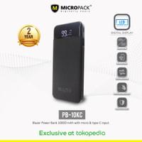 Micropack BLAZER Type-C Powerbank 10.000 mAh