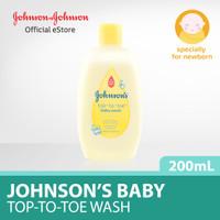Johnson's Baby Top-to-Toe Wash 200ml
