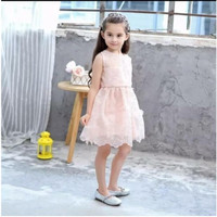 Dress Florence/gaun pesta anak/gaun anak/dress anak2