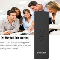 Promo Smart Translation Intelligent Translator 28 Language Instant Voi