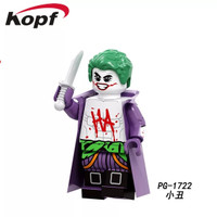 Joker (Injustice 2) PG1722 DC Batman Minifigure Brick PG8196