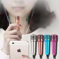 Mic Smule / Mini Mic Karaoke Smule Sing With Earphone 2in1