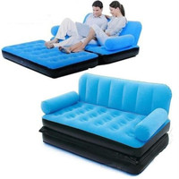 Sofa Angin Double / Air Sofa Bed Double Kursi Malas Kasur