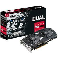 VGA ASUS DUAL RX580 o8GB